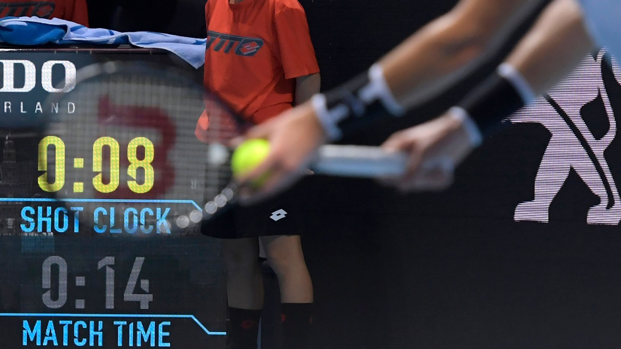 ATP likely to introduce 25-second shot clocks and reduced warm-ups