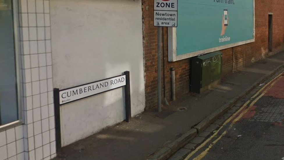 Man hit by car and stabbed in Reading gang attack