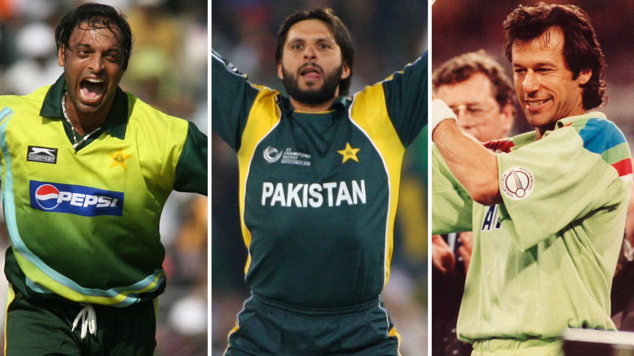 All-time Pakistan ODI XI revealed: Imran Khan, Wasim & Waqar all make readers' team