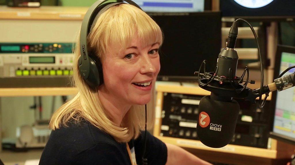 Sara Cox starts her new Radio 2 show