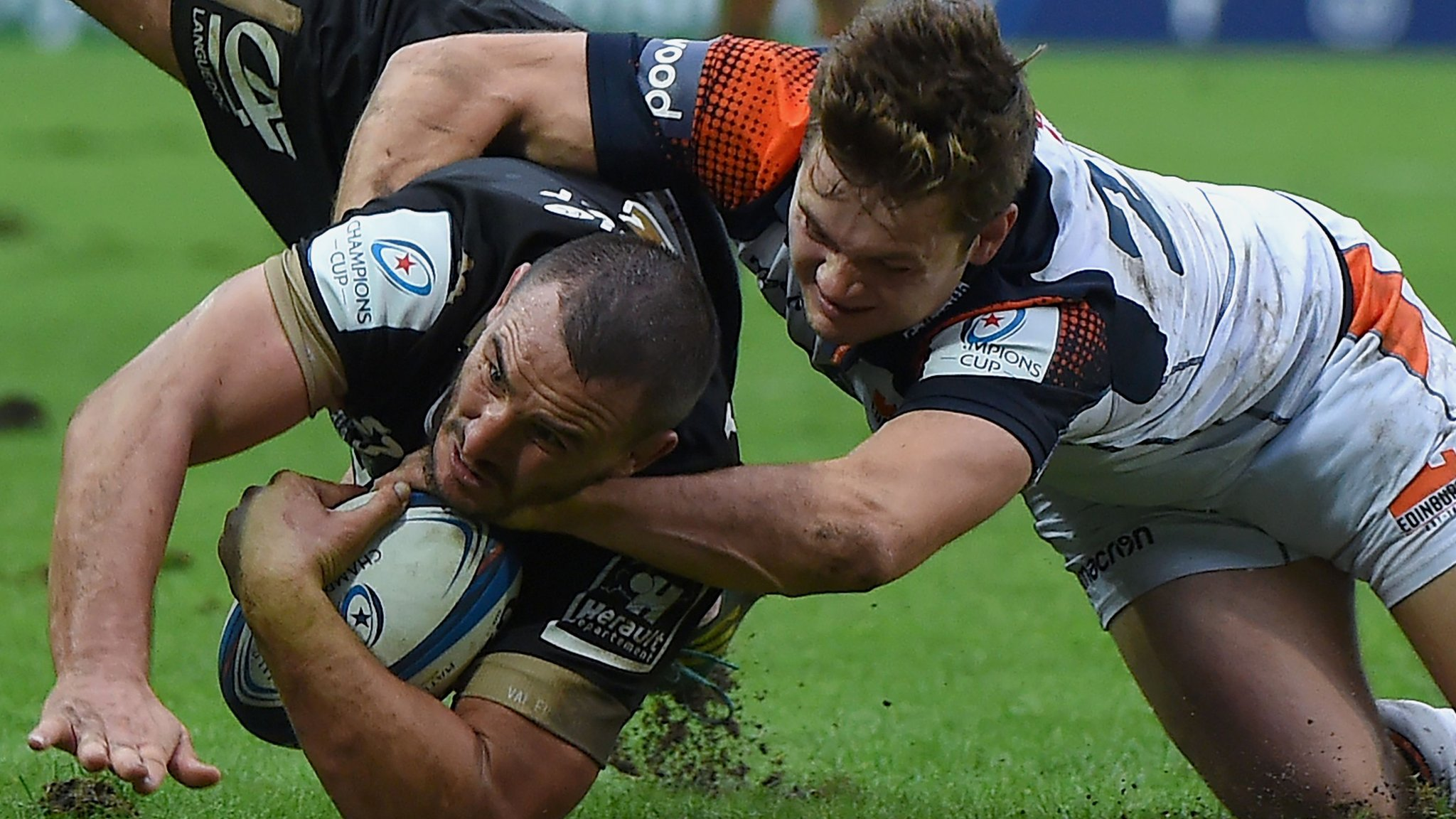 Edinburgh '100%' should have beaten Montpellier in Champions Cup - Richard Cockerill