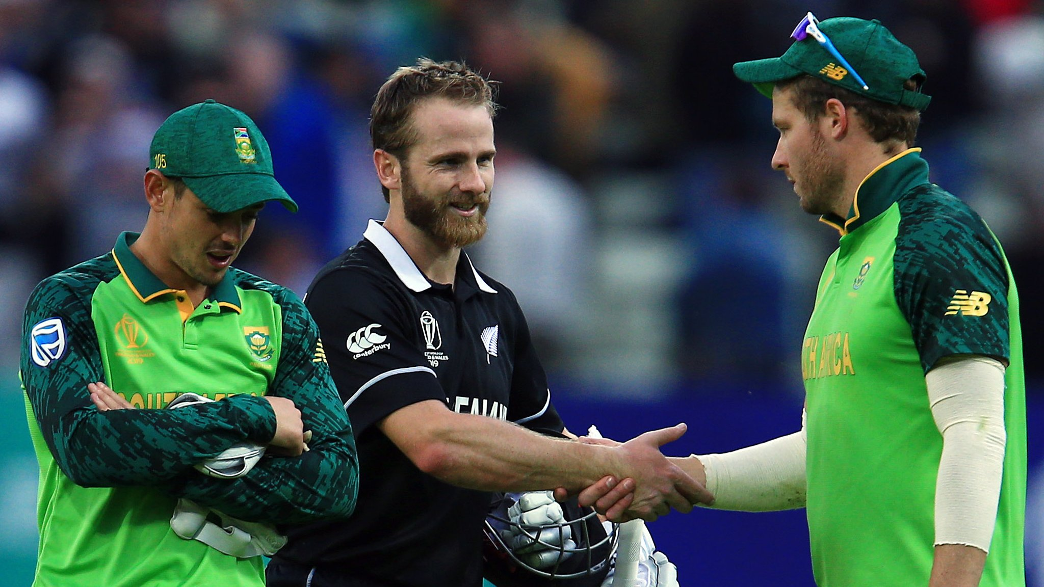 Sublime Williamson guides New Zealand to victory over South Africa - highlights & report