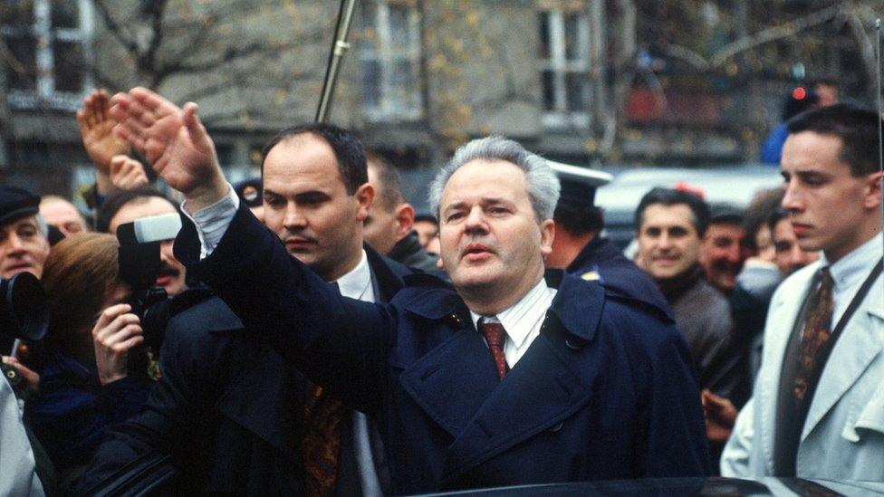 Kruševac, 1992. godine