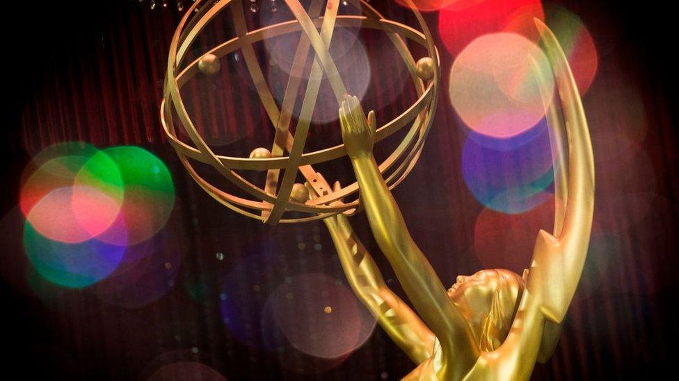Estatuilla de los Emmy