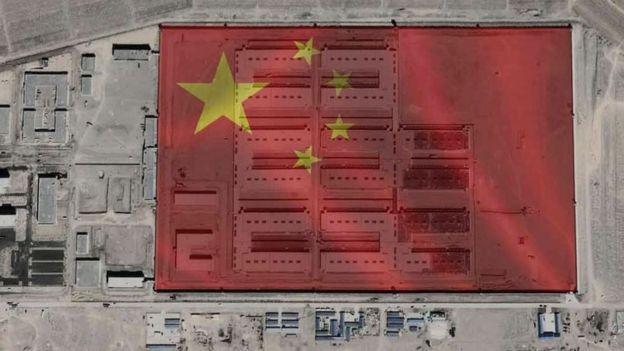 kamp detensi Cina