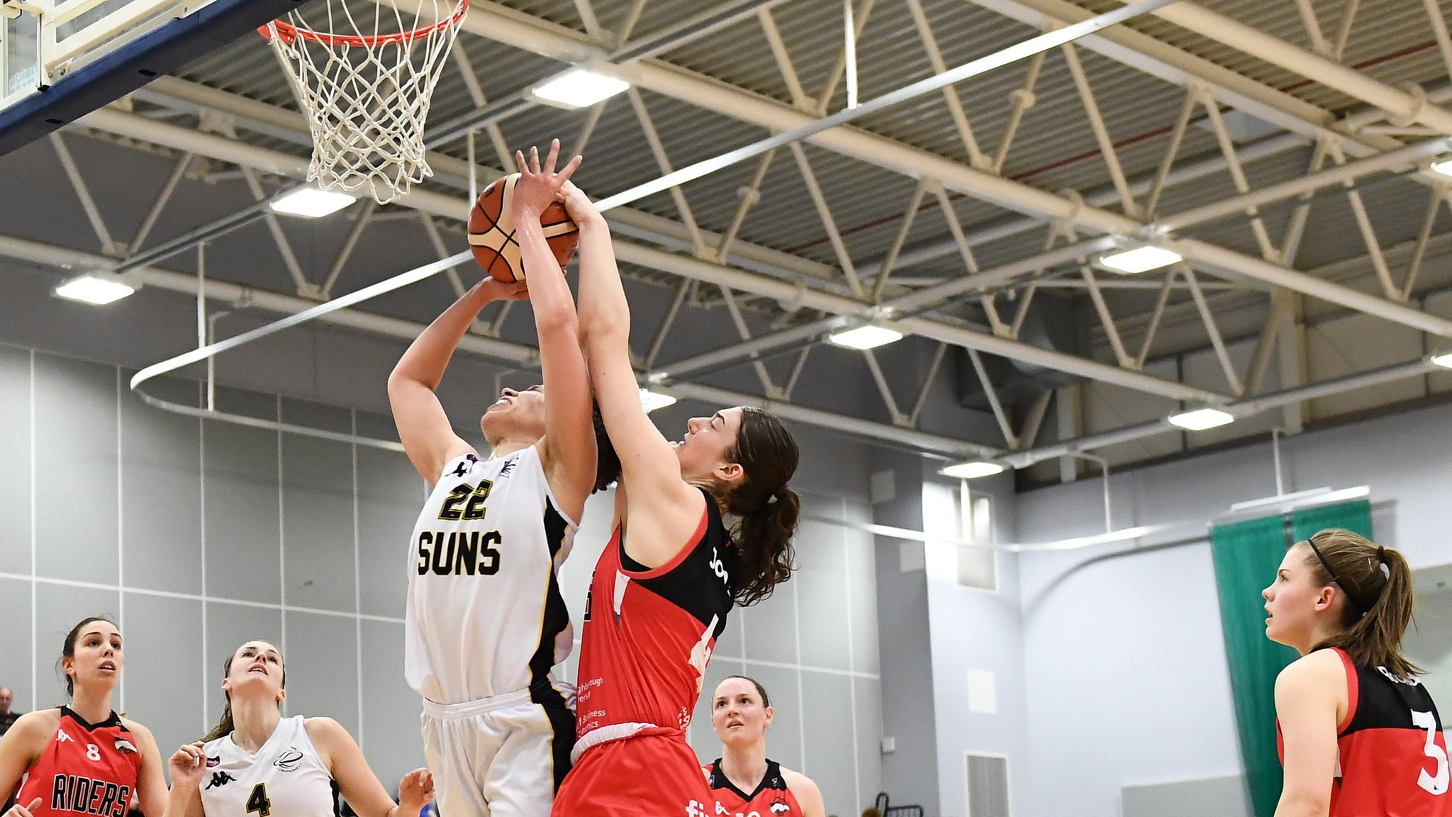 WBBL Play-off final: Suns and Riders head for WBBL decider