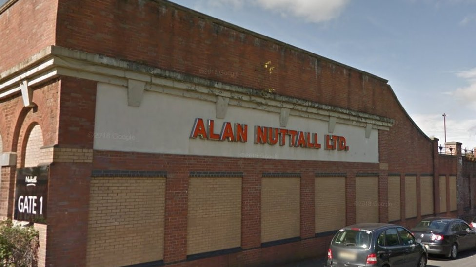 Nuttalls: Jobs to go at Midlands shop-fitting firm