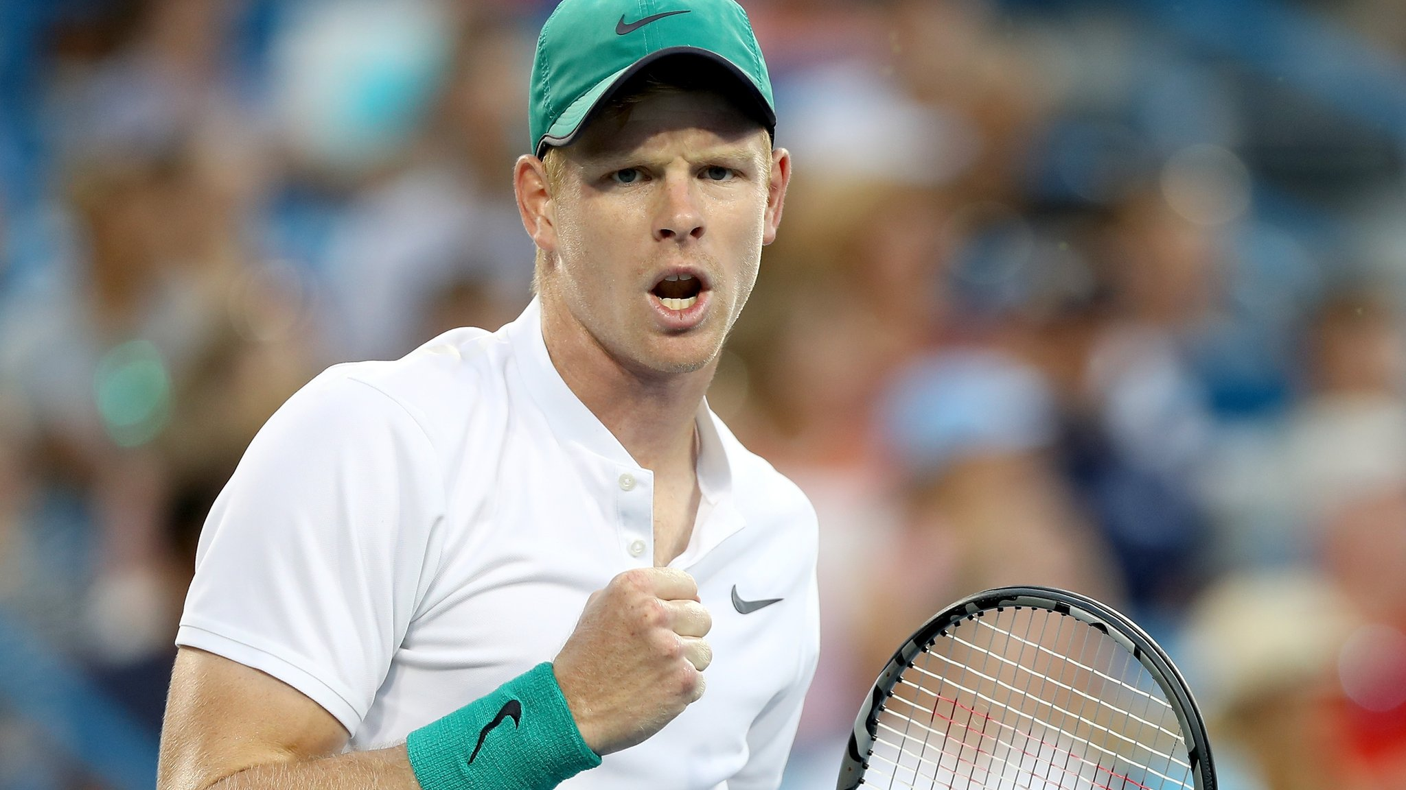 Kyle Edmund beaten by Denis Shapovalov in Cincinnati