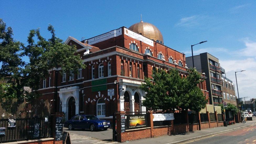 Masjid Ramada, London