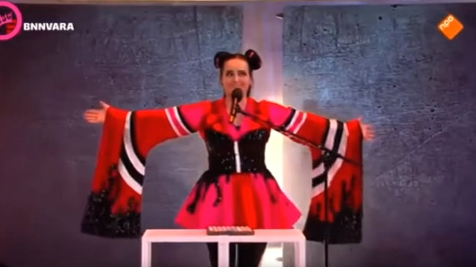 Israel complains over Dutch TV Eurovision parody