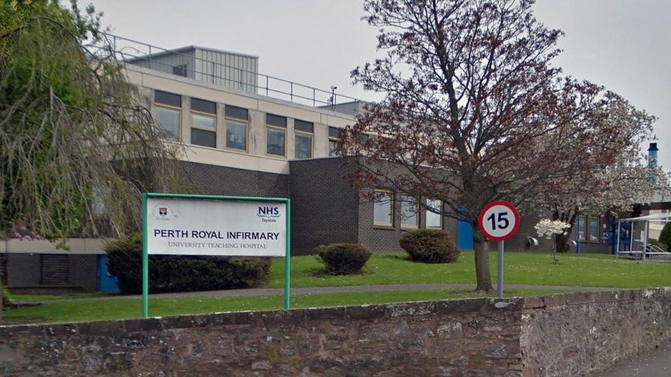 Enfermería de Perth Royal