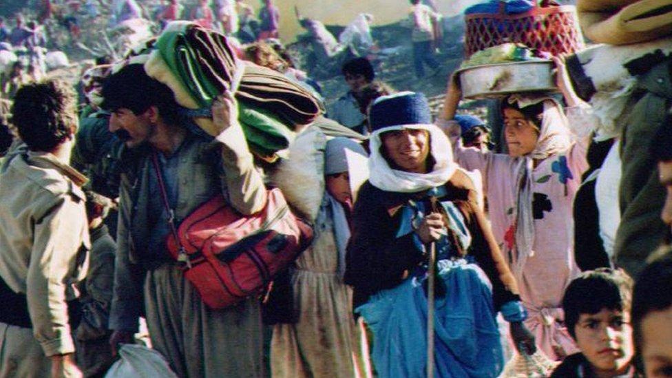 伊拉克難民