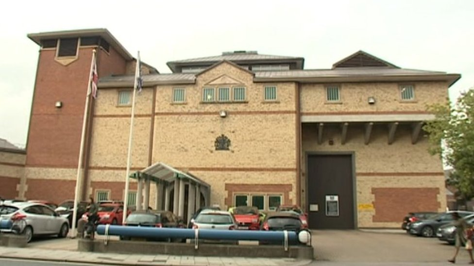 HMP Bedford Tornado team quells unrest at 'dungeon' jail