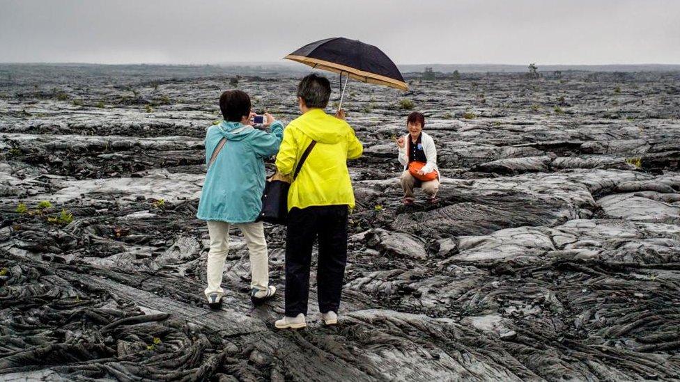 Turistas japoneses