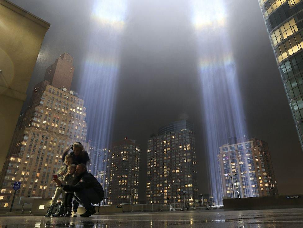 Cada año, la ciudad de Nueva York recuerda los atentados.