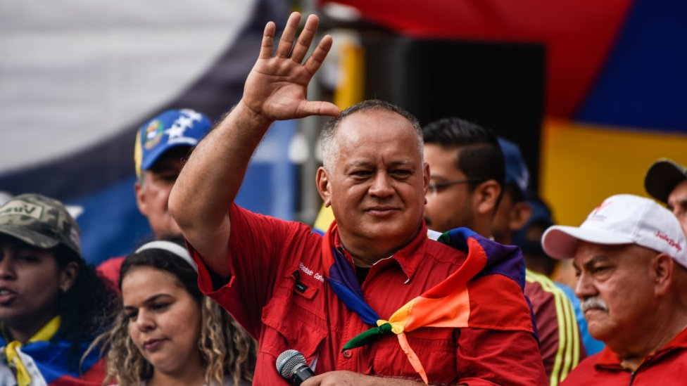 Coronavirus en Venezuela: Diosdado Cabello, número dos del chavismo, confirma que dio positivo en un test de covid-19