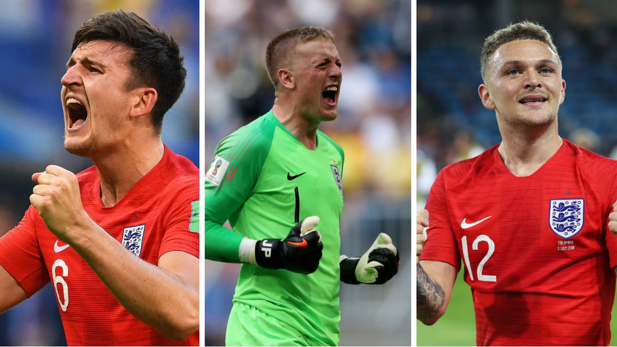 World Cup 2018: England's unlikely lads in Russia