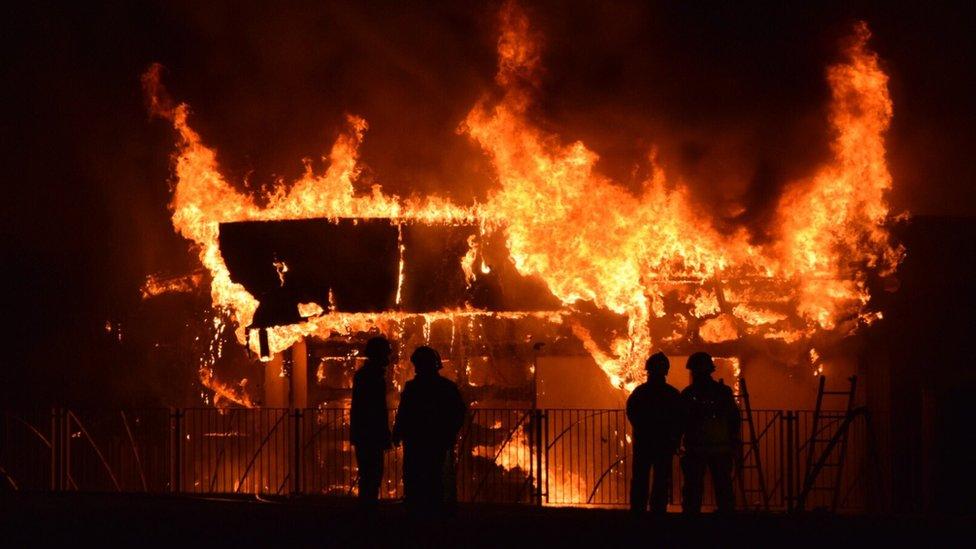 Dunfermline school fire