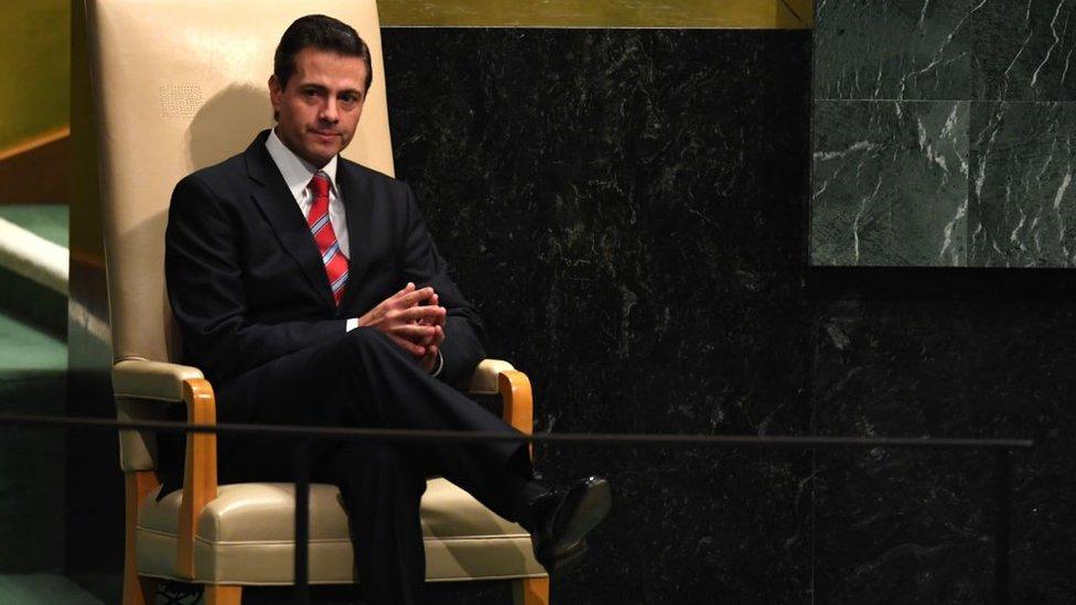 Enrique Peña Nieto. NO USAR | BBC