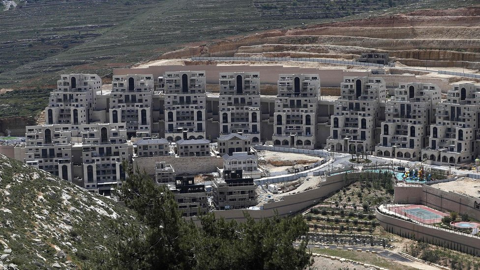 Israeli settlements in the West Bank