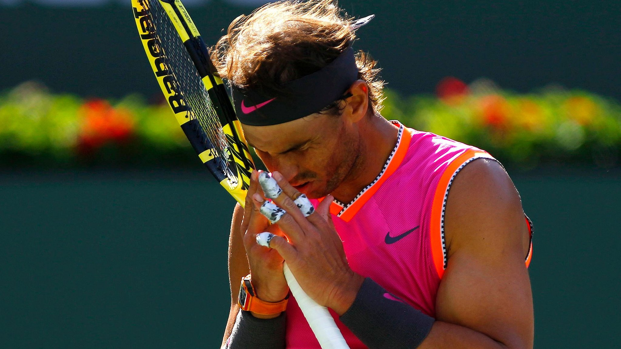 'Was this our last chance to meet? I hope not' - Federer on Nadal's Indian Wells withdrawal