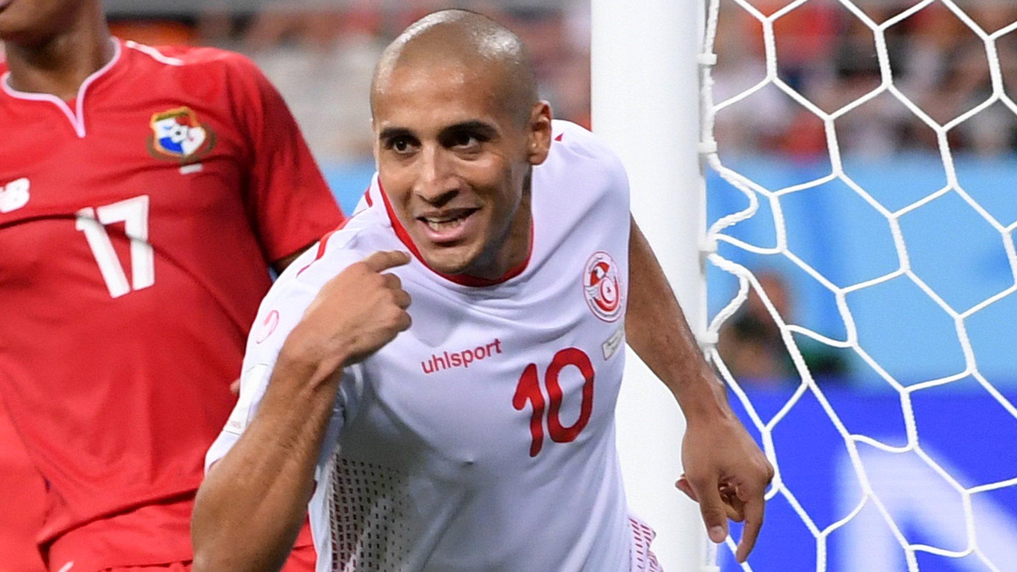 World Cup 2018: Wahbi Khazri scores as Tunisia end with 2-1 win ...
