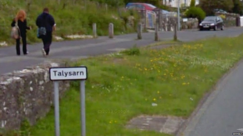 talysarn