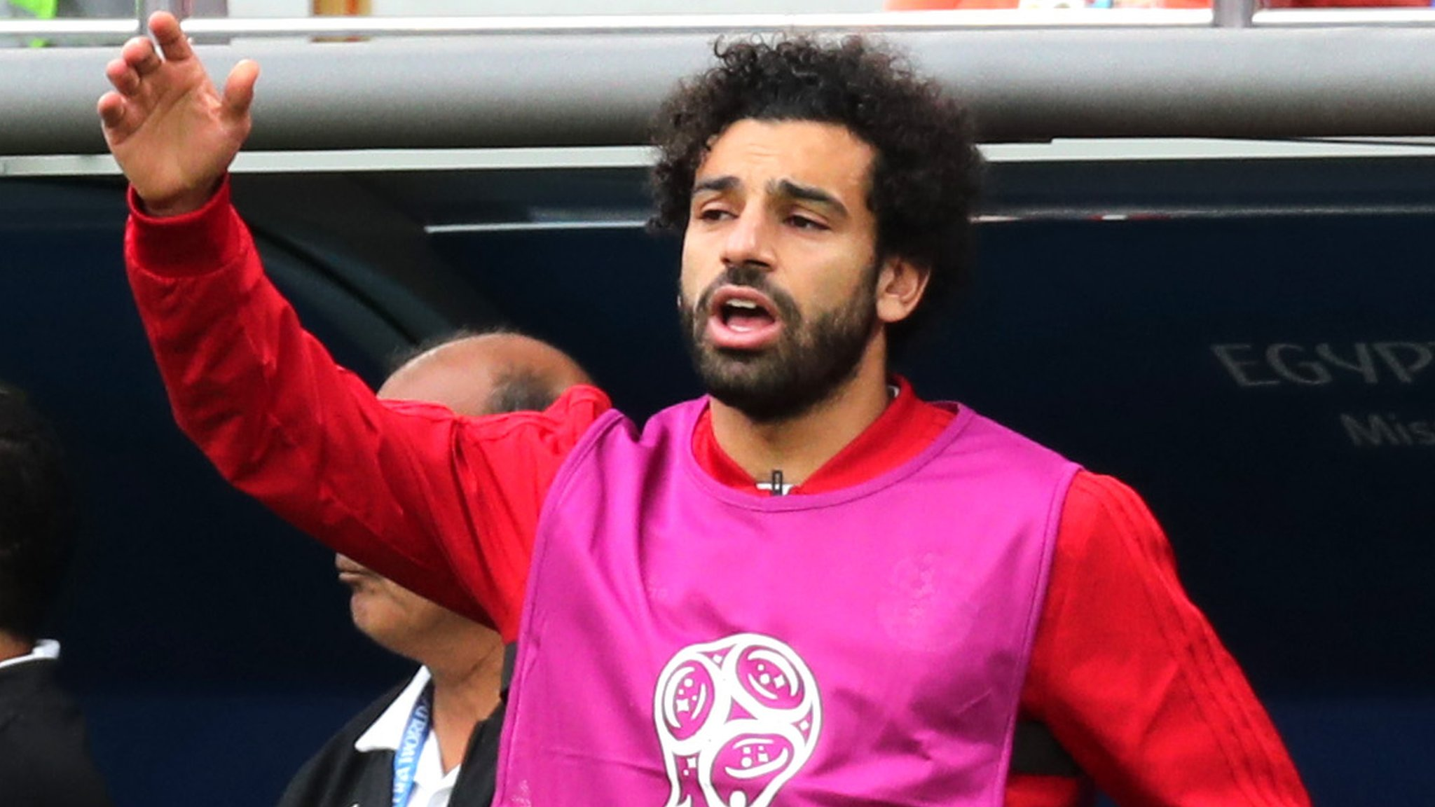Egypt forward Salah 'fit to face Russia'
