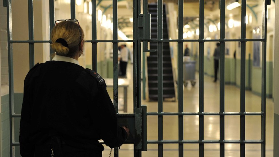 Body scanners and sniffer dogs to target prison drugs