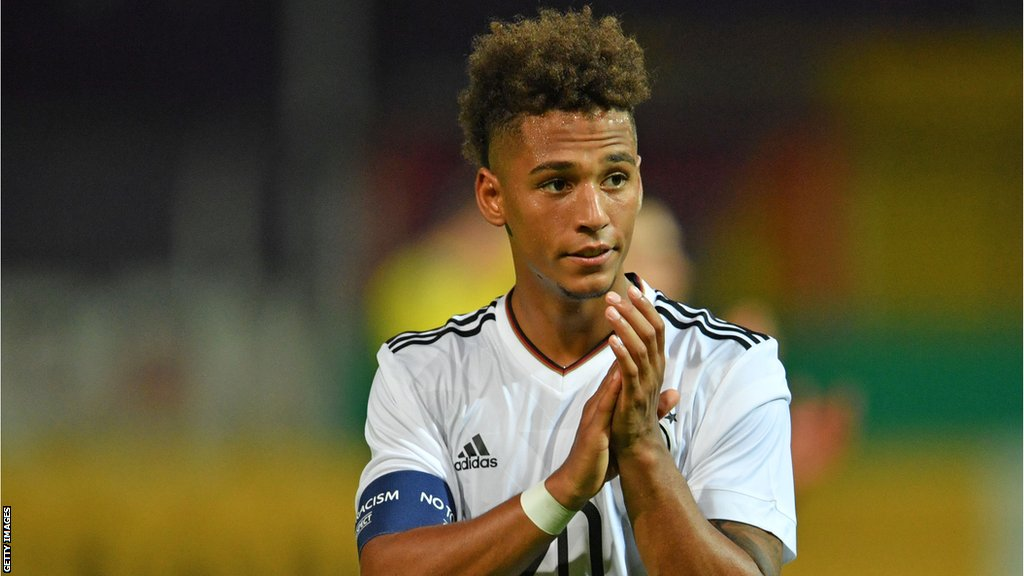 Thilo Kehrer: Paris St-Germain sign Schalke and Germany U21 defender for 37m euros