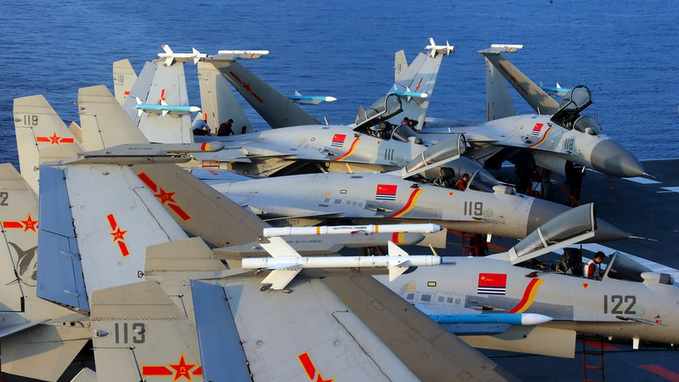 Pactos con EEUU se invalidarán si aprueba nuevas medidas — China
