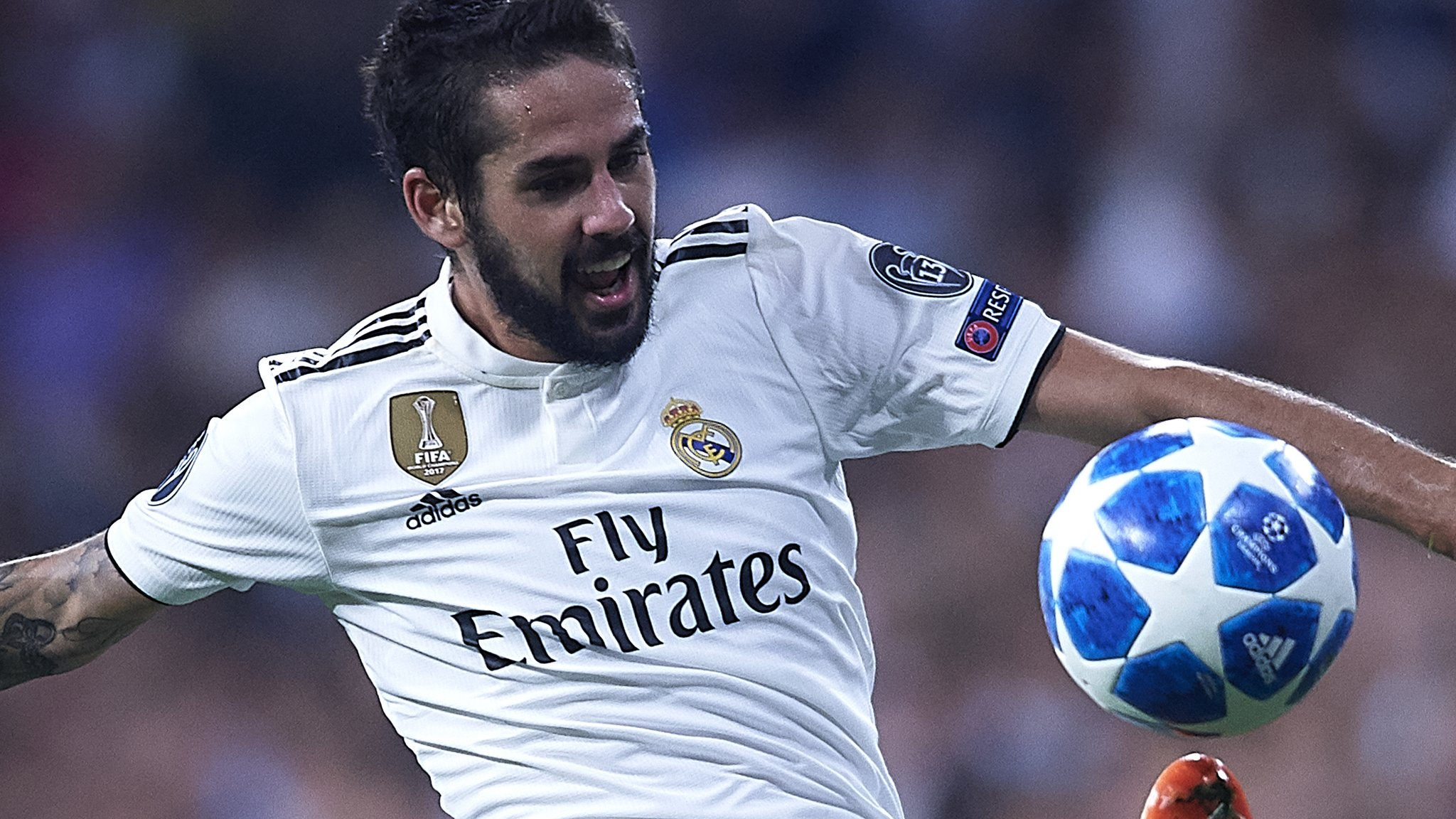 Real Madrid's Isco diagnosed with acute appendicitis