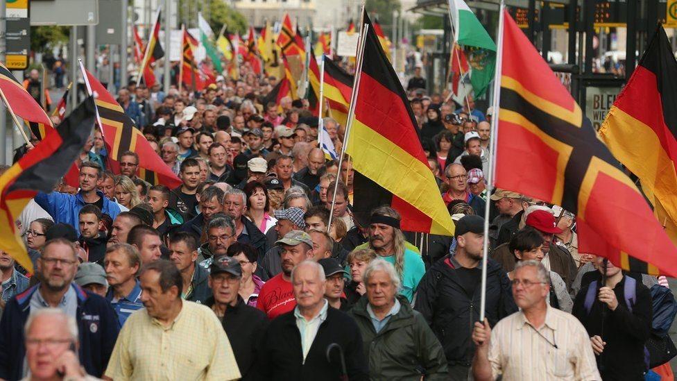 ألمانيا، اليمين المتطرف، النازية