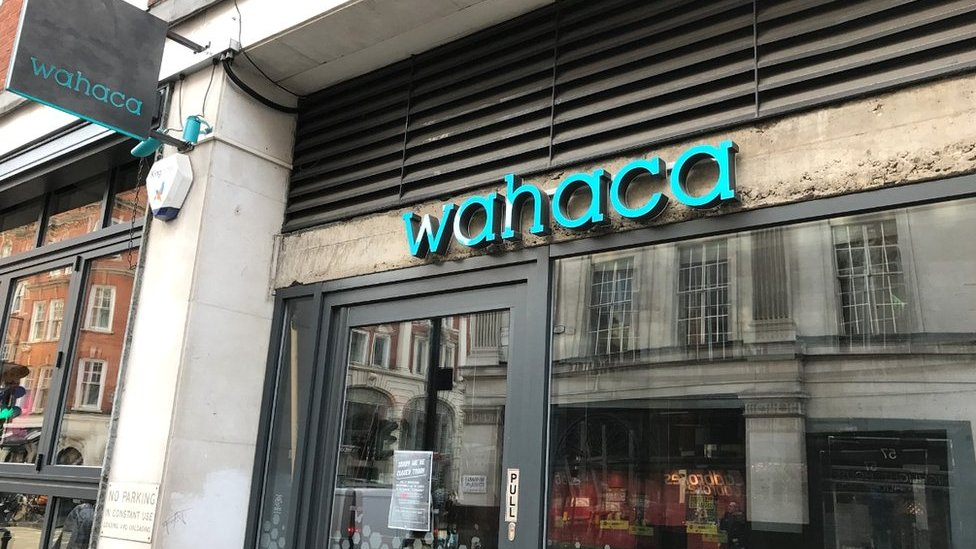 Wahaca waiter 'won't pay eat-and-run bill'