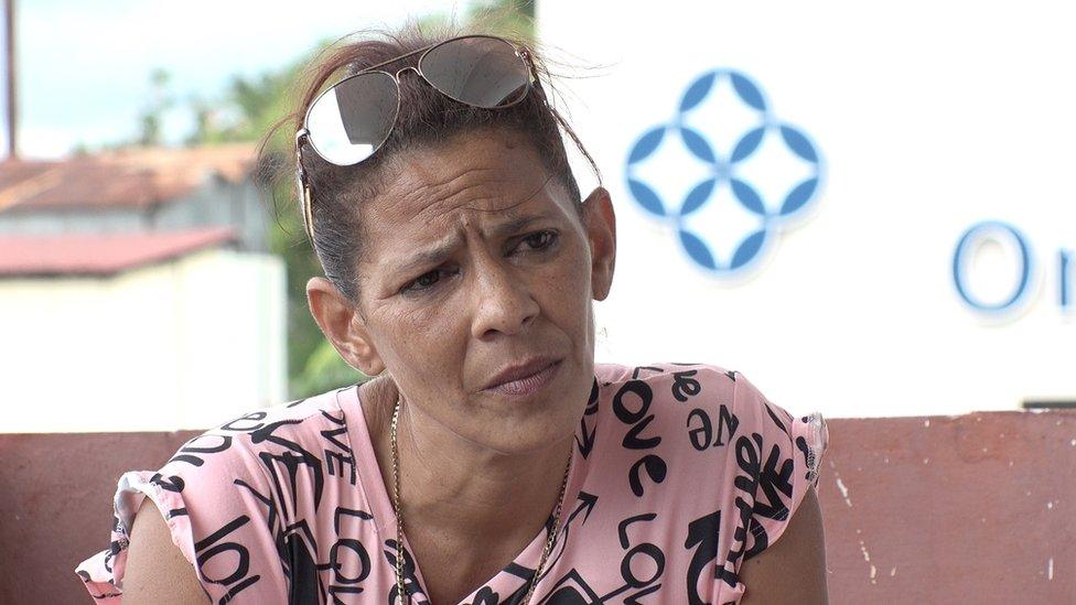 Miriela Kruz ne zna zašto je uhapšen njen sin