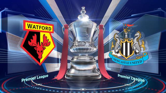 Highlights: Watford v Newcastle