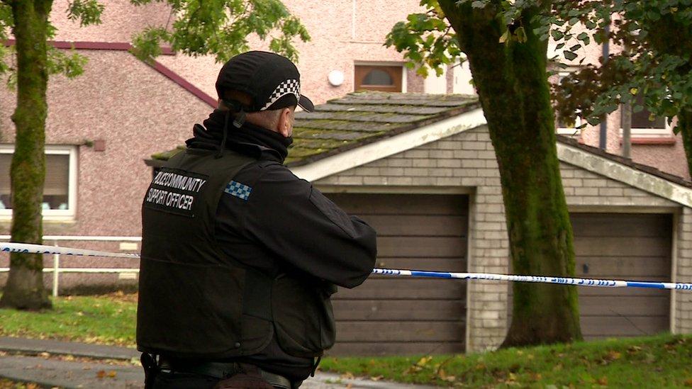 Blackburn murder inquiry: Man charged after stab death