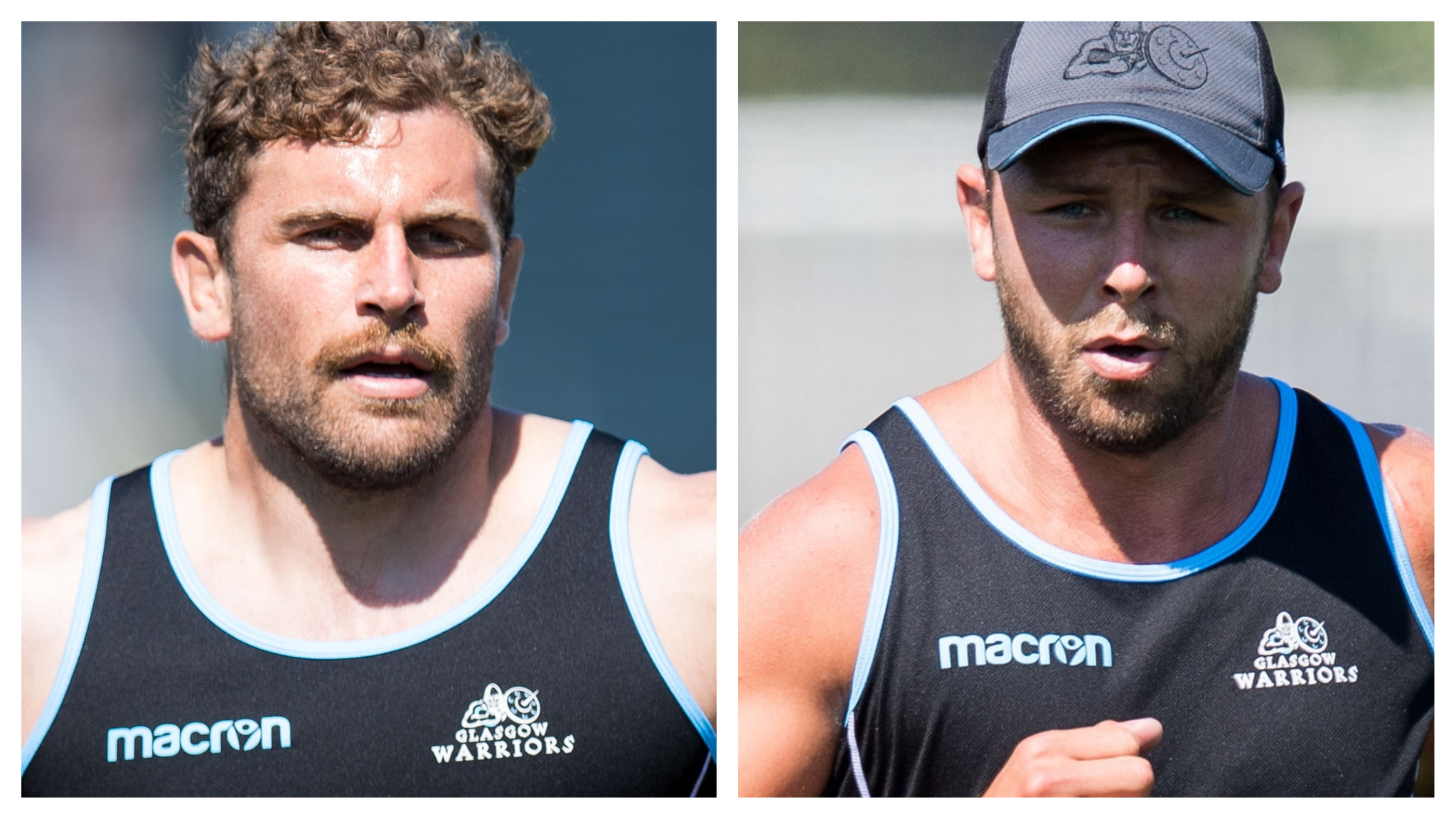 Glasgow Warriors name Callum Gibbins & Ryan Wilson co-captains