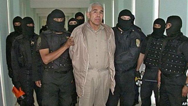 Rafael Karo kvintero u rukama policije