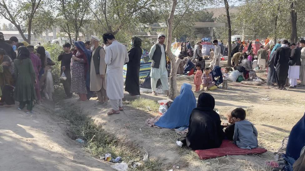 Raseljeni u Kabulu