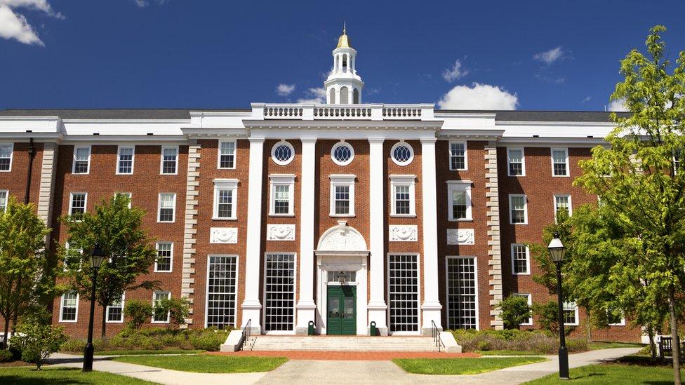 De Harvard han egresado los directores de JPMorgan, Bloomberg o Bridgewater.