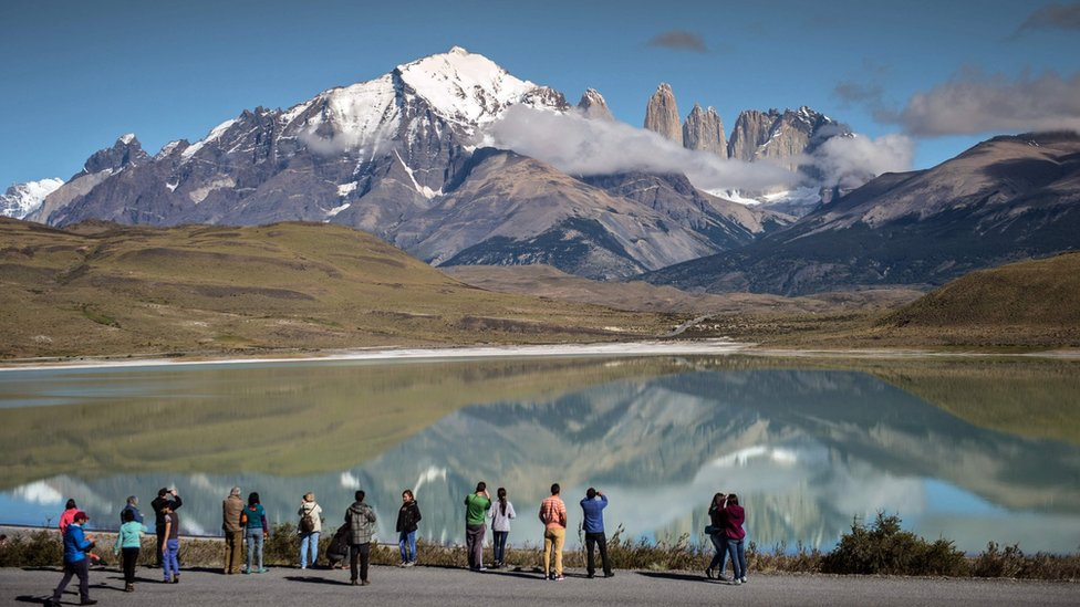 Tores de Pain, Patagonija