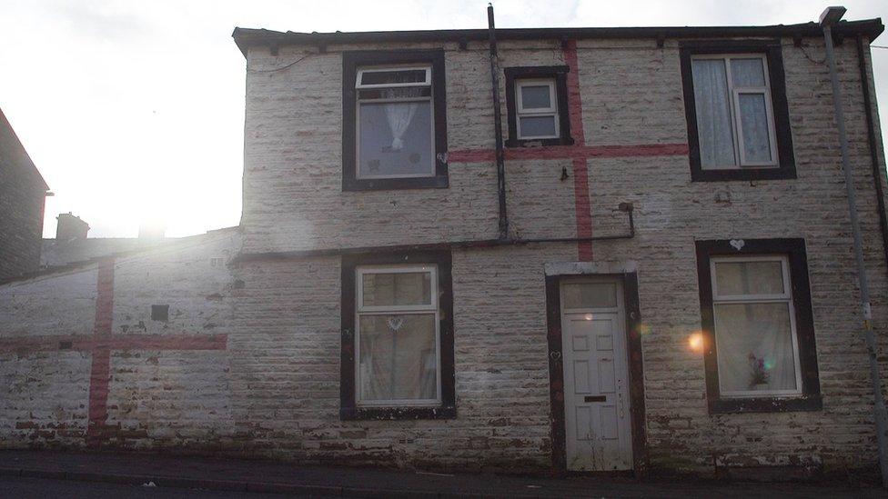 Casa en Burnley.