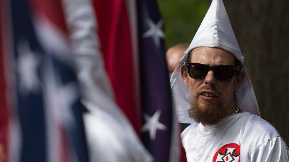 Miembro del KKK