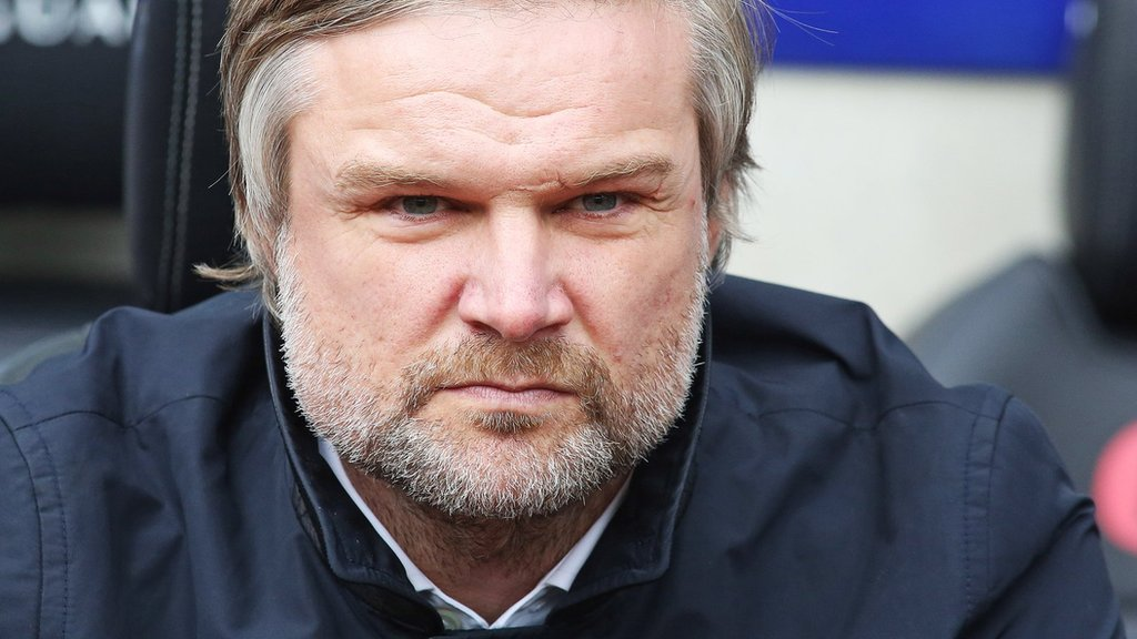 Steven Pressley: Carlisle United name ex-Scotland defender as new manager