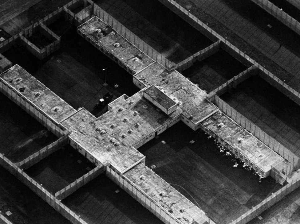 Prisión de Maze