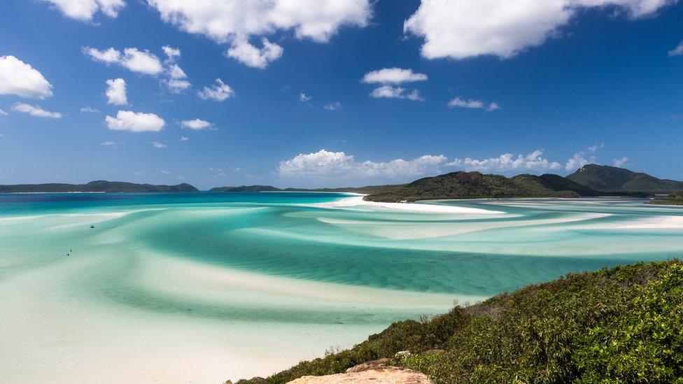 Islas Whitsunday