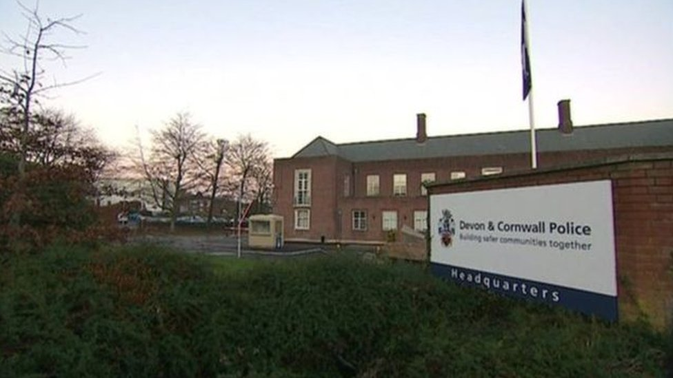 Devon and Cornwall Police officer dismissed over sexual relations