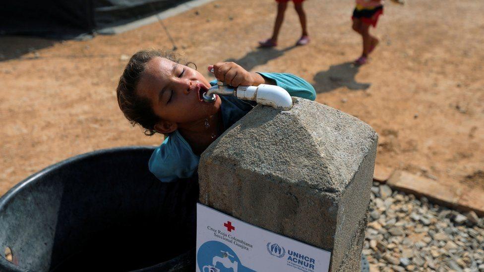 المفوضية العليا لشؤون اللاجئين التابعة للأمم المتحدة تقول إن هناك أكثر من 70 مليون مشرد حول العالم