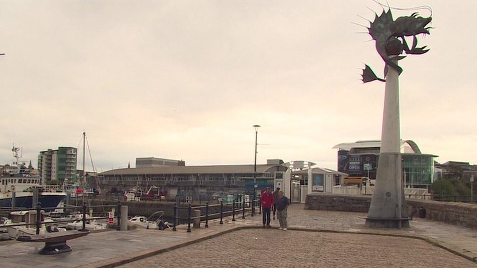 Mayflower Steps: Council's U-turn to keep Plymouth cobbles